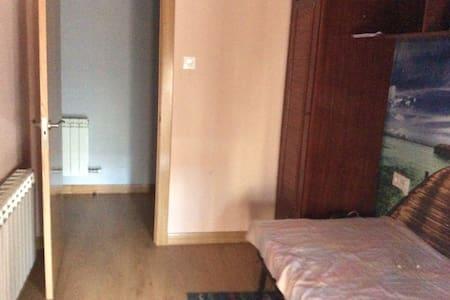 Habitación cercana a la universidad - León - Apartamento