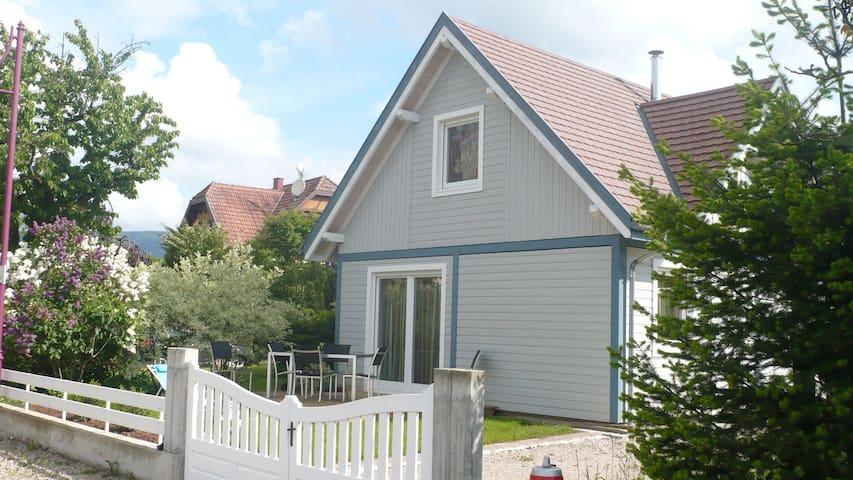 Gîte moderne idéalement situé en centre Alsace