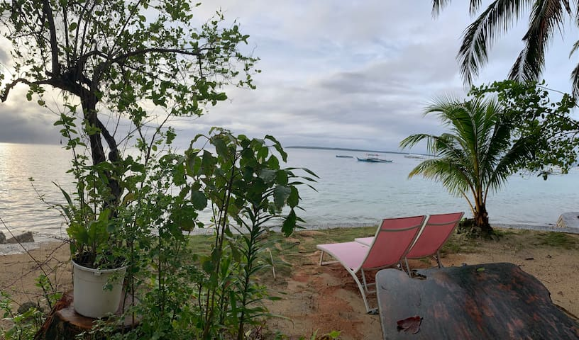 Andreliza Beach front cottage -Siargao Island