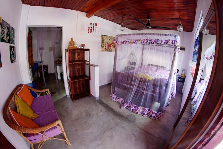 LOVING NEST private cozy & clean flat Galle Fort - Galle - Apartment