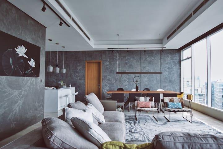 D&A Luxury KLCC Penthouse  Room 1 - Kuala Lumpur - Apartment