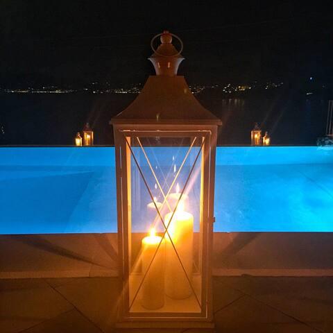 """La Villa del Golfo - Suite """"I Limoni"""" duplex"""