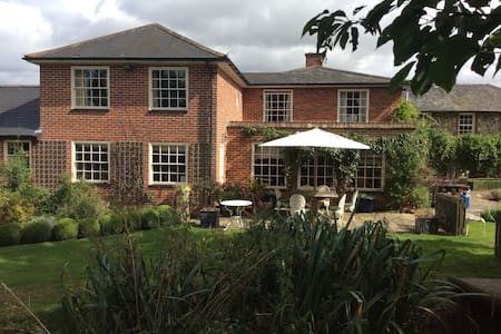 Self contained annex in the heart of Suffolk