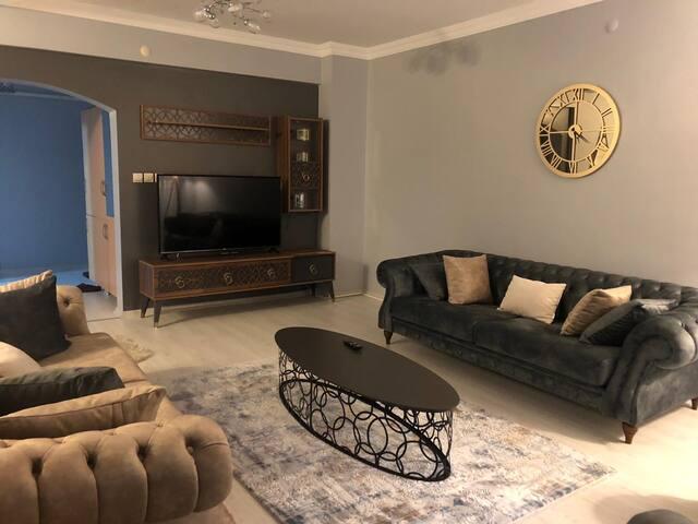 Temiz kullanışlı manzaralı lüks ev