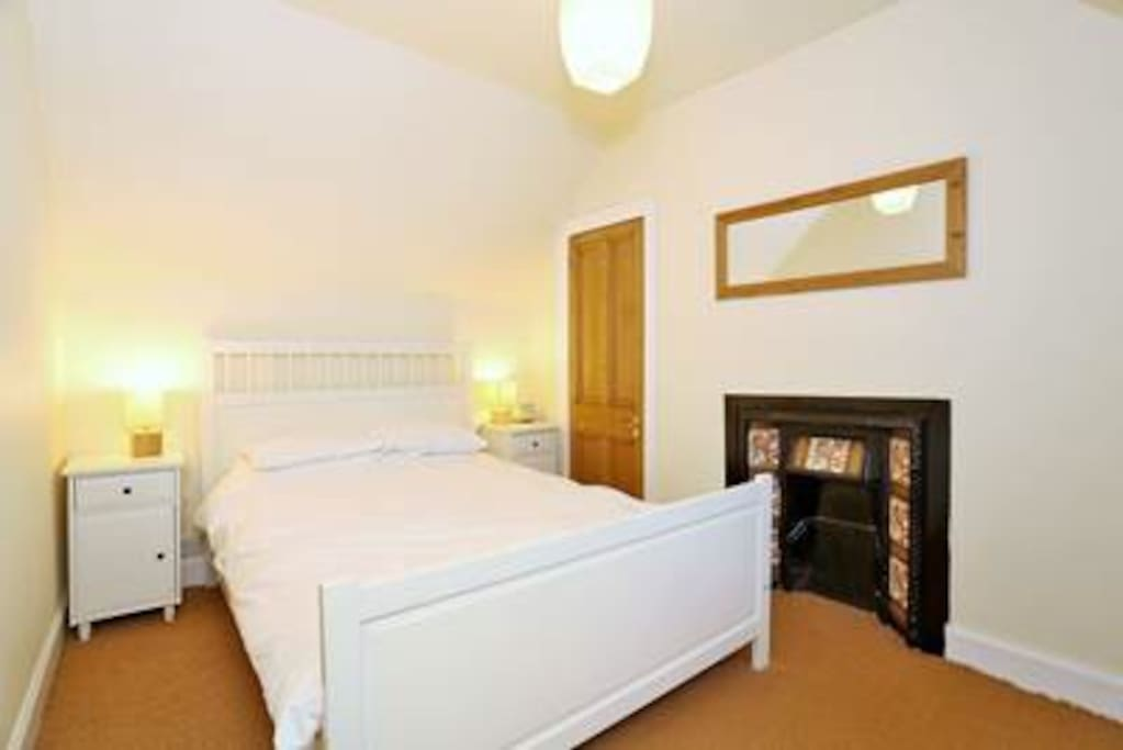 Double Room - upstairs