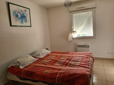 Jolie chambre individuelle