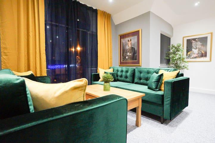Private Suite of Premium Apartments