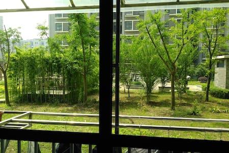 6大景区中心,15分钟全覆盖。独立房间1号房。 - Yangzhou - Wohnung