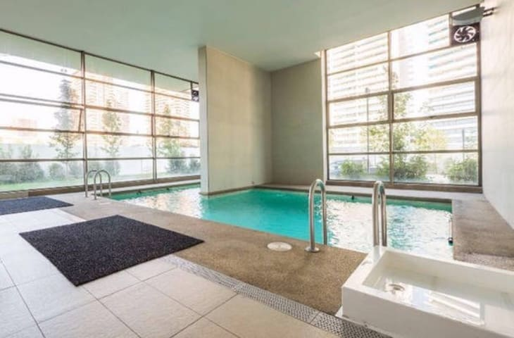 Amazing view/Mall Parque Arauco/Deluxe/Modern - Las Condes - Appartement