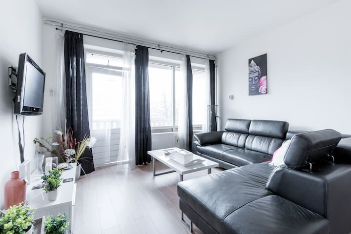 Whole apartm for 3 guests - Amsterdam - Apartemen