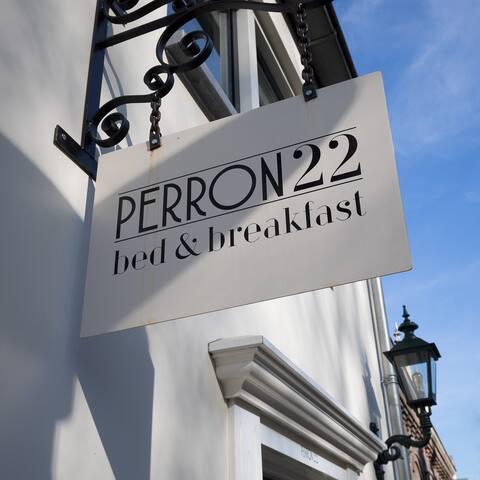 Vierpersoonskamer B&B Perron 22, Vierlingsbeek