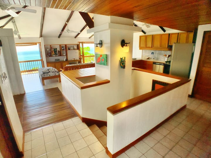 CASA REEF w/ Marvelous Ocean Views and Sunsets
