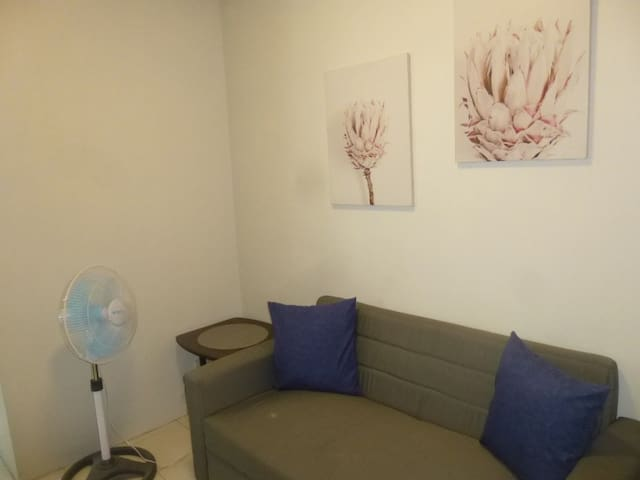 1 bedroom Condo  (beside Enchanted Kingdom)