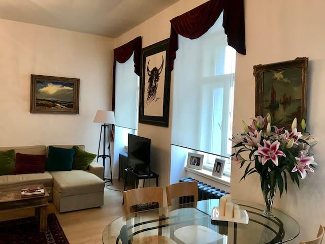 Kampa Park - stunning apartment.