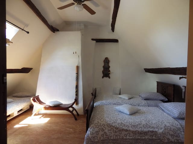 Le Relais de Diligences Lancelot - jans - Bed & Breakfast
