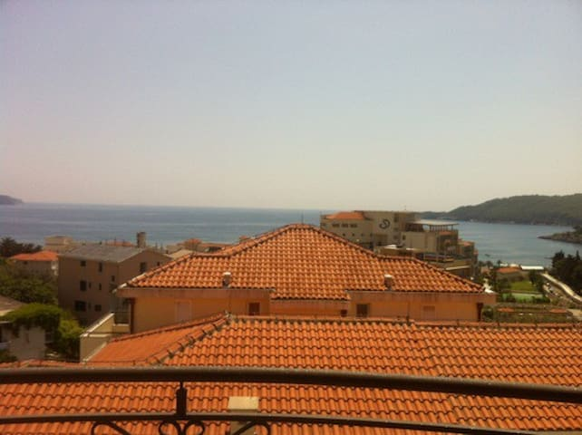 Квартира в Бечичи с 1 спальней с видом на море - Bečići - Flat