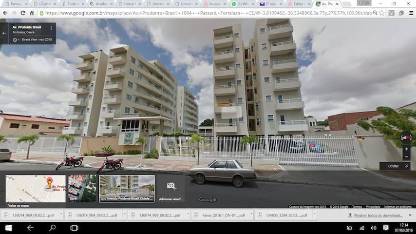Apartamento Passaré - ฟอร์ตาเลซา - บ้าน