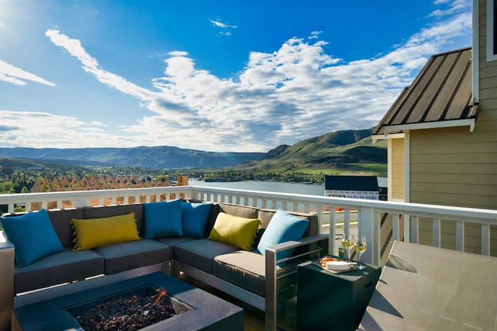 Welcome to Life is Good at Lake Chelan!
