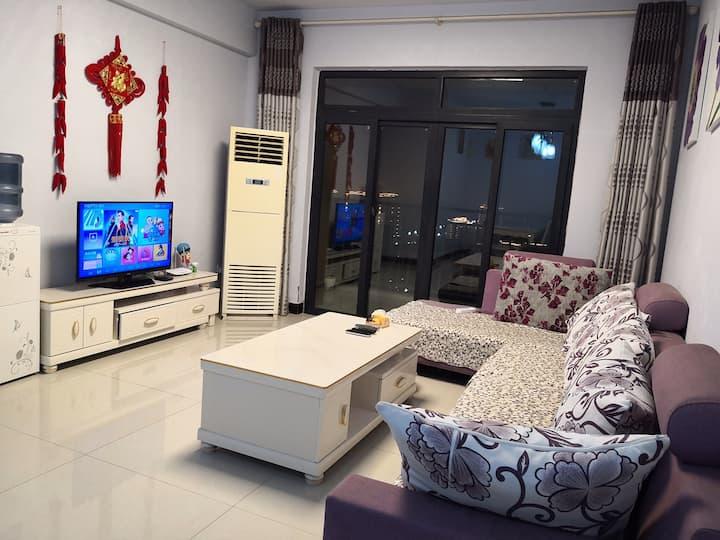川北医学院新区旁舒适两居室