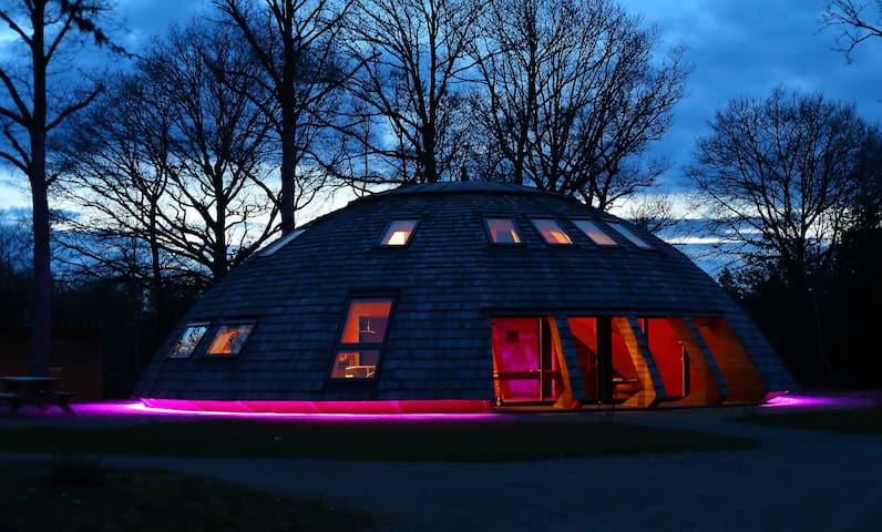 Ecological and unusual B&B, La Vie en Rose