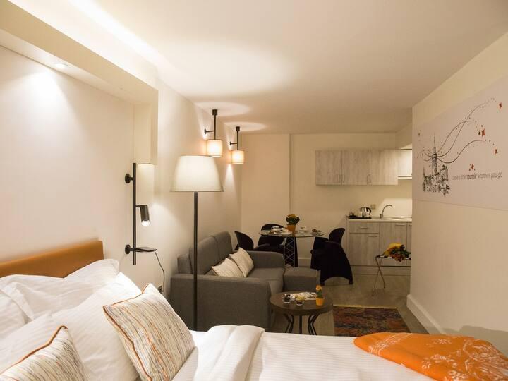 Mutfakli Studyo - Sparkle Hotel