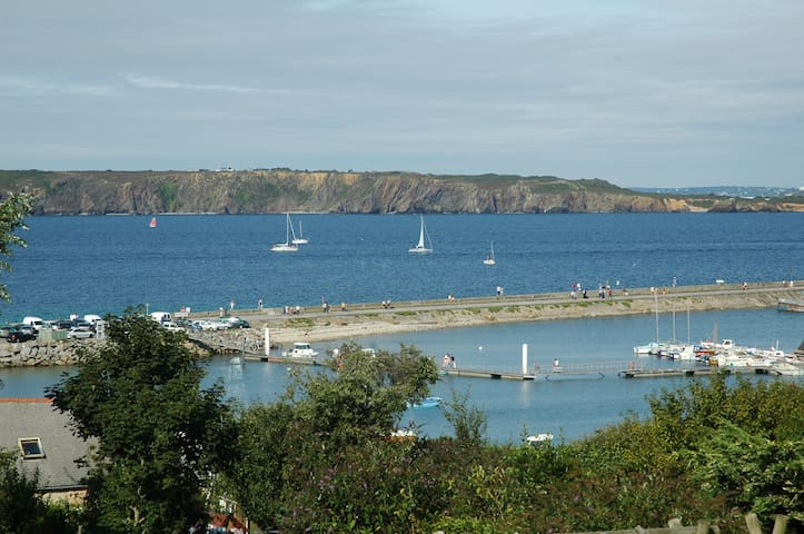 very nice view on sea  - Camaret-sur-Mer - Hus