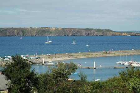 very nice view on sea  - Camaret-sur-Mer - Rumah