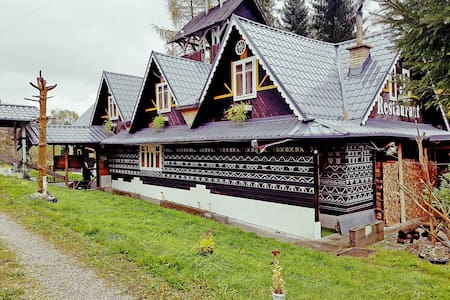 Traditional accommodation+breakfast - family run - Zázrivá - Konukevi