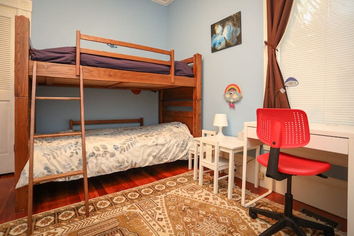 Family Friendly Duboce Park Close to Downtown