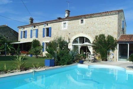 Chambres d'hôtes Côté Sud - Chambre lavande