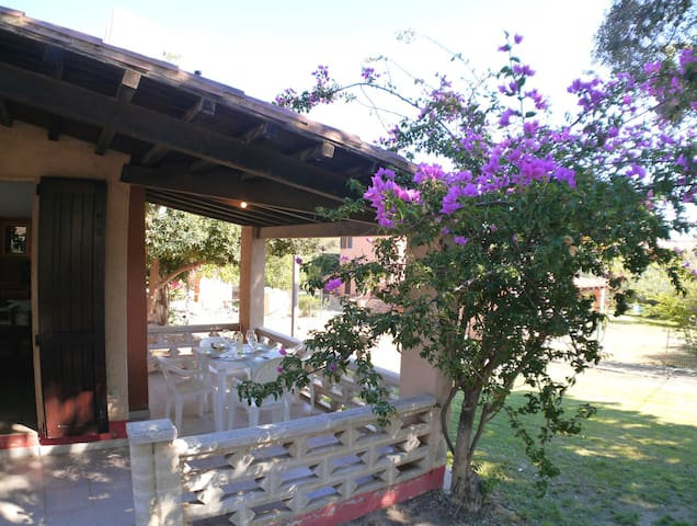 Comfortable villetta in Costa Rei