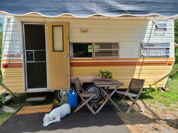 Cozy Camper near Peggy's Cove - 5 mins to beach