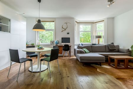 GORGEOUS apt with bath and balcony! - Amsterdam - Apartment