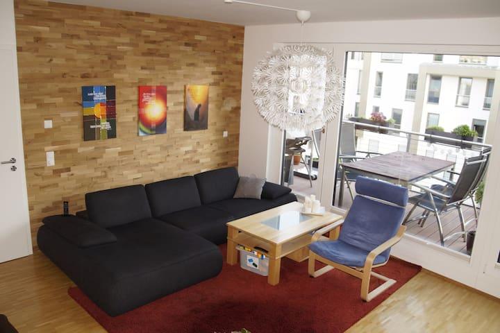 Traumhafte Wohnung am Hirschgarten in München - München - Apartment
