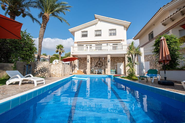 Villa Frente al Mar- casa 1
