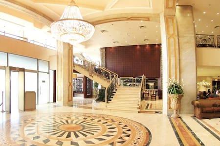 Pyramisa hotel(5 stars) - Alpehytte