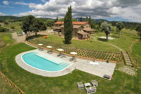 Agriturismo Quata Tuscany Country House - Castel San Niccolò