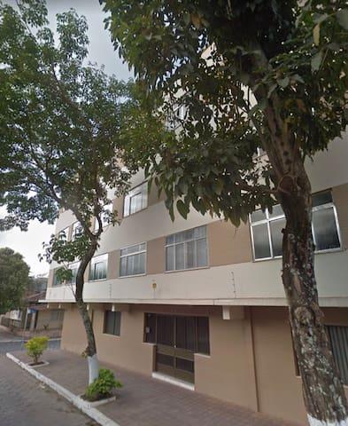 Apartamento no centro de São Lourenço