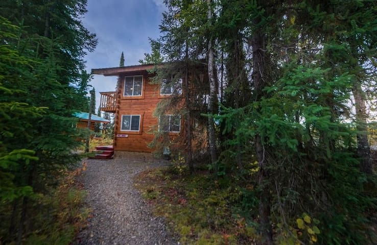 Sweet Serenity Cabin near world-famous Kenai River