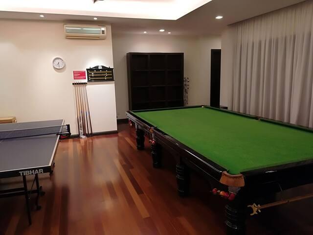 Urban homestay right in Kuala Lumpur
