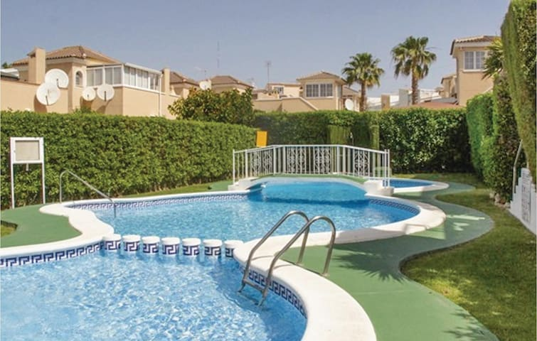 Holiday apartment with 2 bedrooms on 55m² in Guardamar del Segura