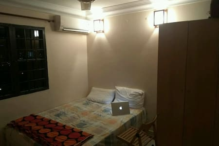 Cozy Master Bedroom with soft ambience. - Kuala Lumpur - Wohnung