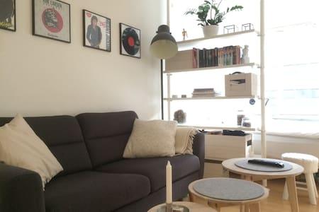 Cozy 1 bedroom apartment at Nørrebro - Kopenhag