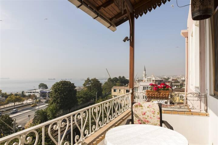 MarmaraKonak Old Cıty