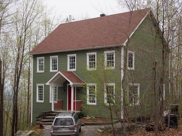 Maison Nouvelle Angleterre - Hatley - Dom