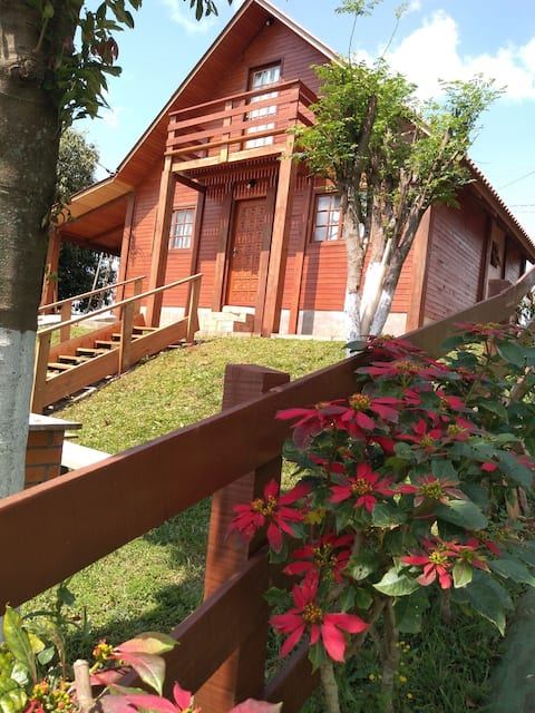 Cabana do Ingá. Um lugar especial!