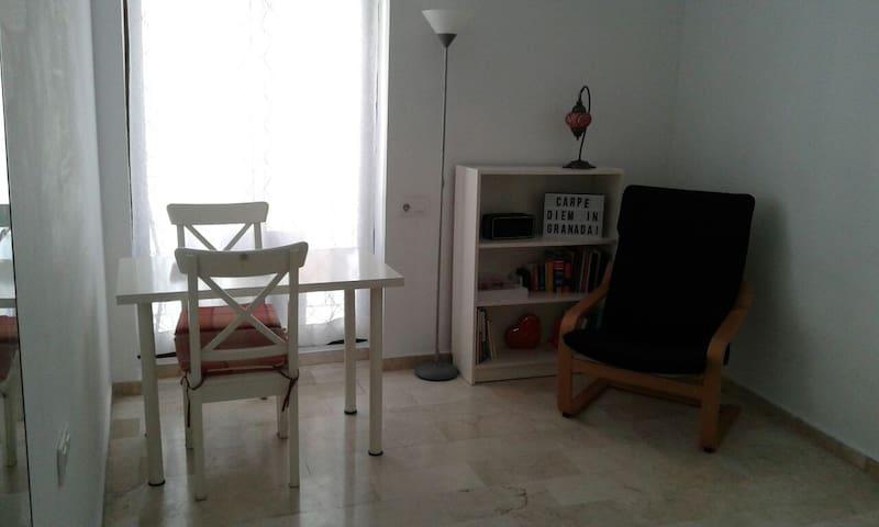 Estudio en el centro de Granada - Grenade - Loft