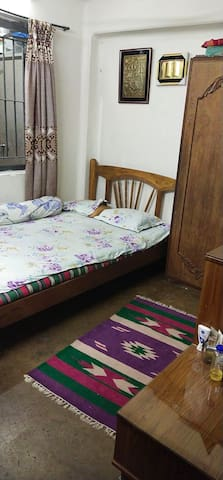 Room at Moghbazar