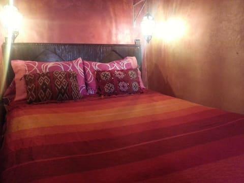 quarto pequeno para jovens viajantes