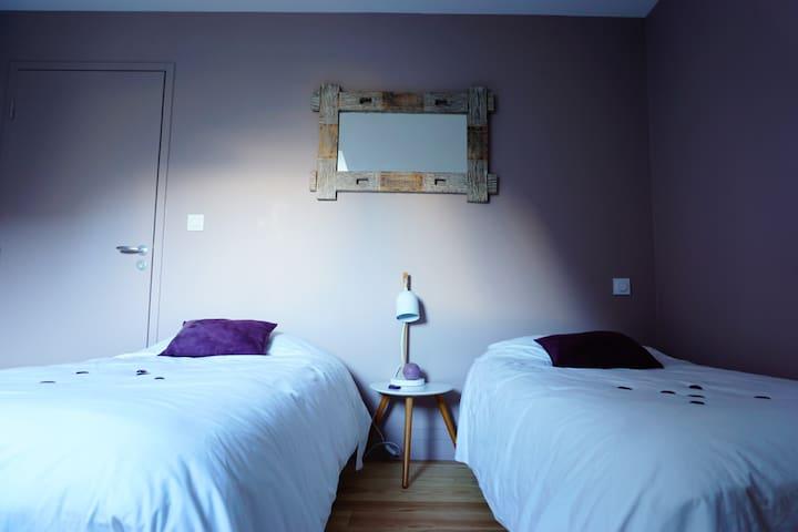 Suite privée Azet près de Saint-Lary
